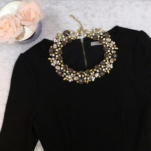 Zara Fashion Necklace
